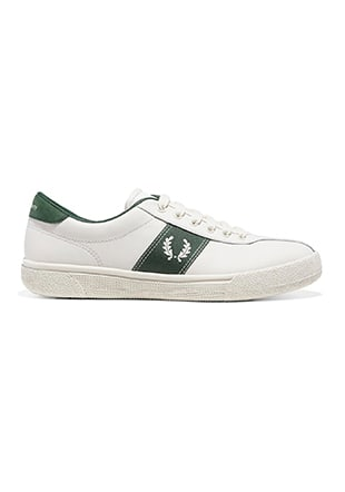 Fred Perry Sports Authentic Tennis Shoes 1 Leather