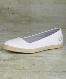Booker Washed Canvas/Espadrill