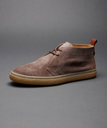 Beatty Suede / Leather