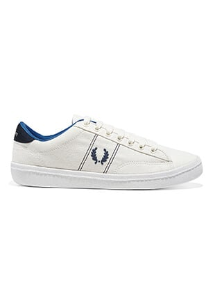 Fred Perry Tennis Shoe 2 Canvas