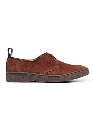Fred Perry George Cox Popboy Shoe Suede
