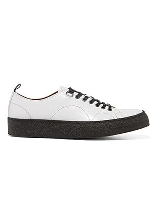 Fred Perry George Cox Creeper Lea  Leather