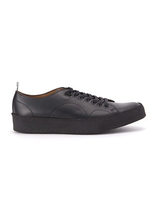 Fred Perry George Cox Tennis Shoes Leather