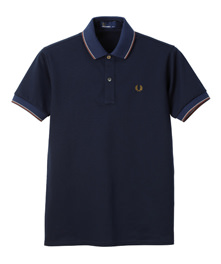 Border Rib Polo Shirt