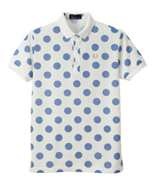 Coin Dot Polo Shirt