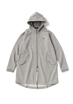 Hooded Long Sweat
