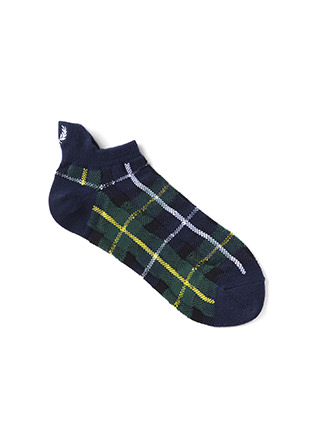 Black Watch Tartan Ankle Socks