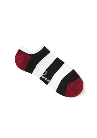 Stripe Cover Socks