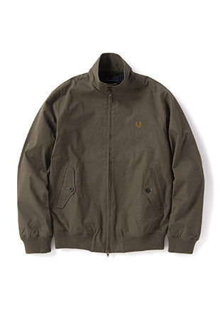 Harrington Jacket  (Laurel Leaf Dyed)