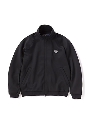 Sleeve Paneled Track Jacket