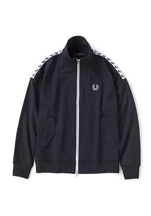 Harrington Track Jacket