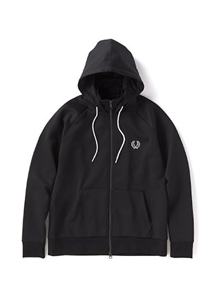 Sports Authentic Track Hooded Sweat