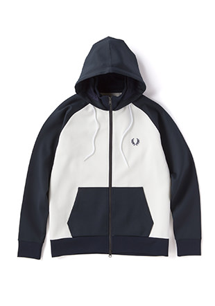 Track Hooded Sweat