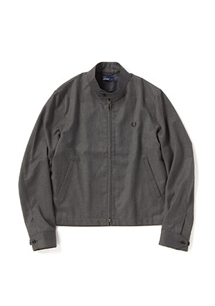 Short Harrington Jacket
