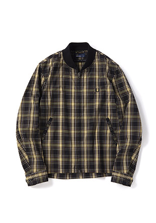 Shirt Bomber Jacket