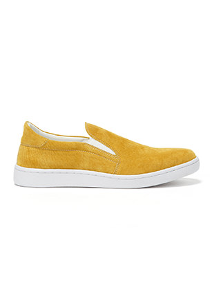 Lili Slipon Summer Suede