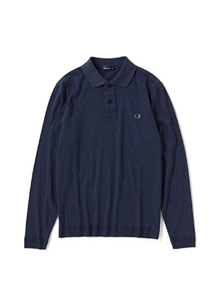 L / S Knitted Shirt