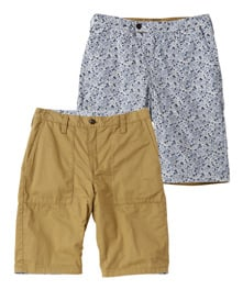Men - Reversible Shorts