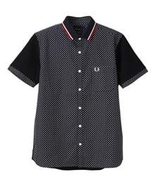 Polo Collar Pique Shirt