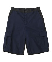 Colour Block Short Pants