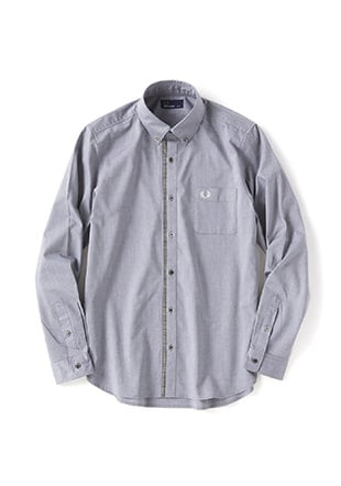 Glencheck Trim Shirt