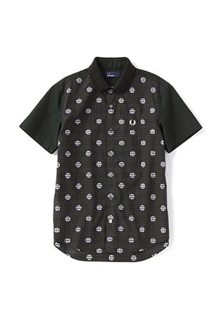 Dot On Check S/S Shirt