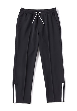 Sports Authentic Zip Track Pants