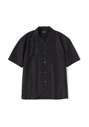 Open Collar S / S Shirt