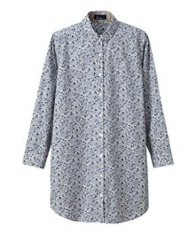 Women - Liberty Printed Shirt Dress
