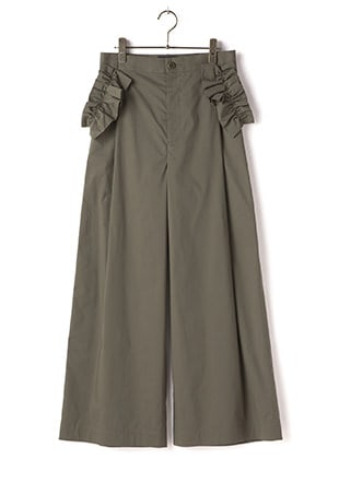 Muveil Wide Trousers