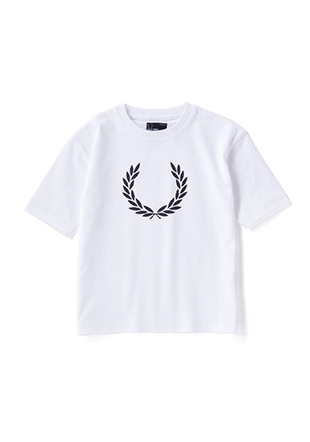 Kids Laurel Wreath Print T-Shirt