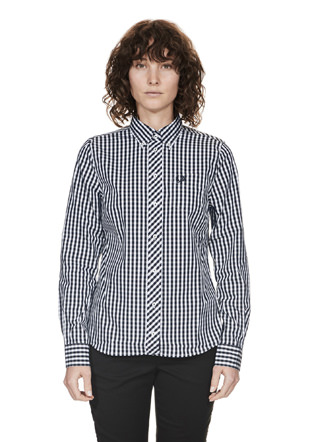 Reissues L / S Button Down Gingham Shirt