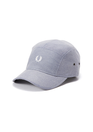 Oxford 5 Panel Baseball Cap