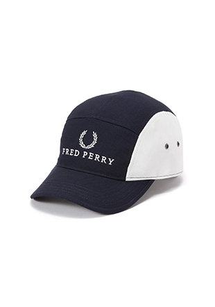Fred Perry 5 Panel Baseball Cap
