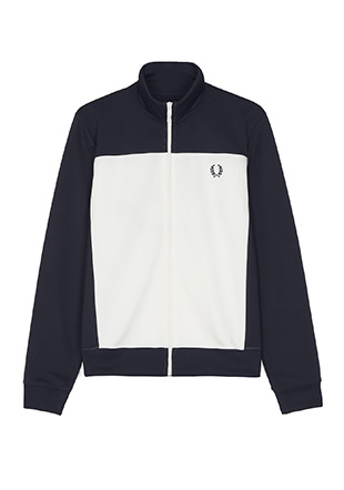 Embroidered Track Jacket