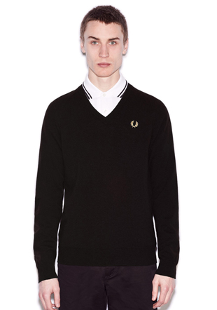 Reissues Classic V Neck Sweater