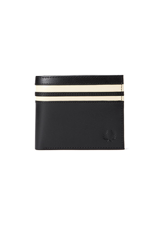 Cut & Sew Tipped Billfold & Coin Wallet
