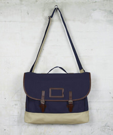 Cotton Satchel