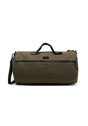 Heavy Canvas Duffle Bag