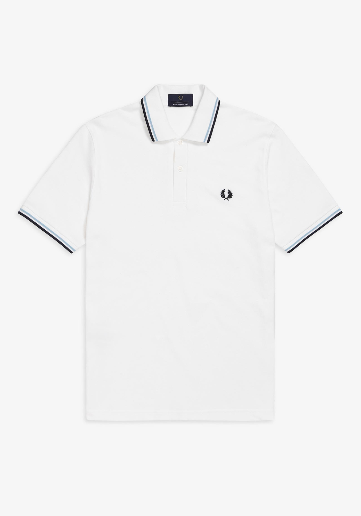 275cefac THE ORIGINAL TWIN TIPPED FRED PERRY SHIRT