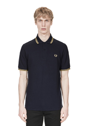 M12 - The Original Twin Tipped Fred Perry Shirt