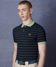 Seam Shift Stripe Shirt