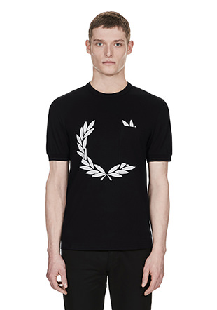 Laurel Wreath Printed T-Shirt