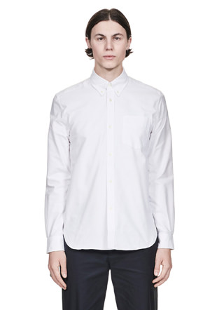 Reissues Oxford Shirt Long Sleeve