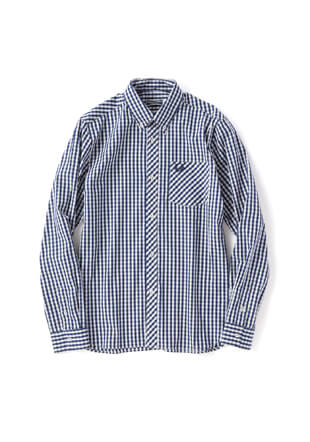 Reissues L/S Gingham Shirt