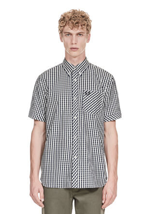 Reissues S/S Original Gingham Shirt
