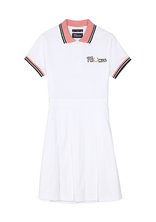Thames Pique Tennis Dress