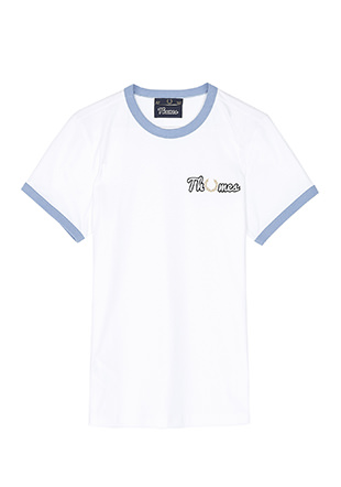 Thames Embroidered T-Shirt