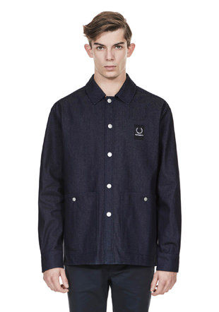 Raf Simons Denim Shirt Jacket