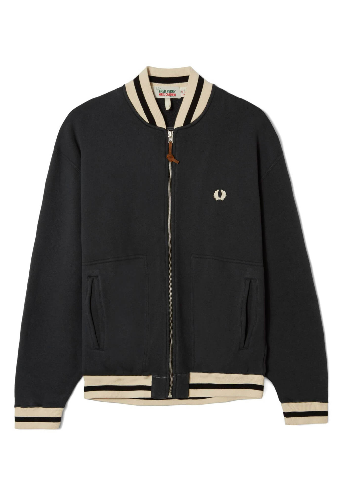 Nigel Cabourn Bomber Sweat